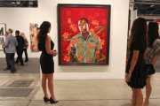 Art Basel 2012 Miami Beach is rich with African Diaspora artists, attendees