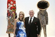 Nerman Museum celebrates 20 years of Oppenheimers' patronage
